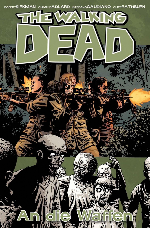 The Walking Dead 26: An Die Waffen   por Robert Kirkman epub