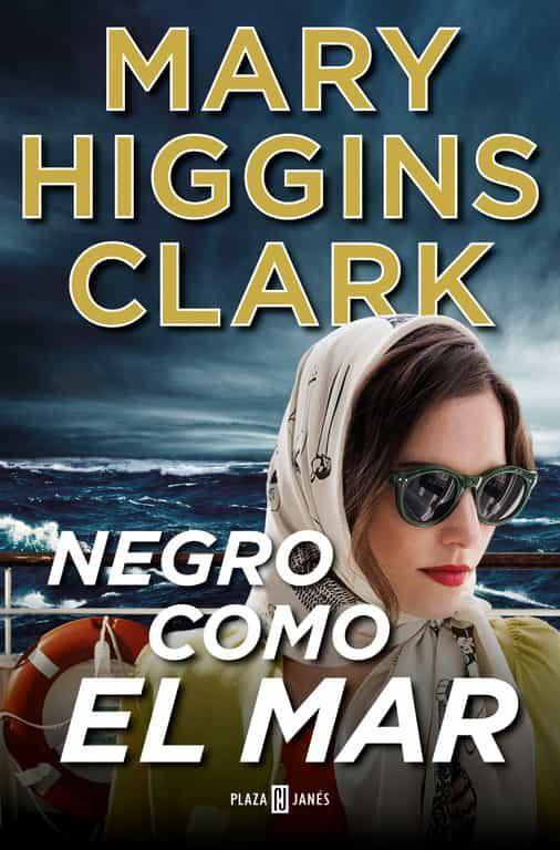 negro como el mar-mary higgins clark-9788401020421