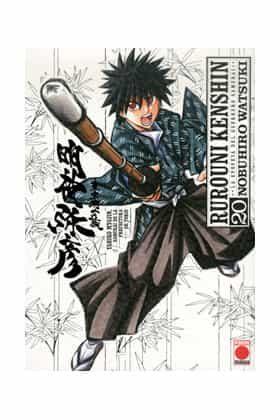 rurouni kenshin integral nº 20-nobuhiro watsuki-9788415830221