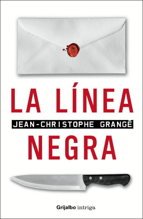 LA LINEA NEGRA   JEAN-CHRISTOPHE GRANGE   Comprar libro 9788425339721