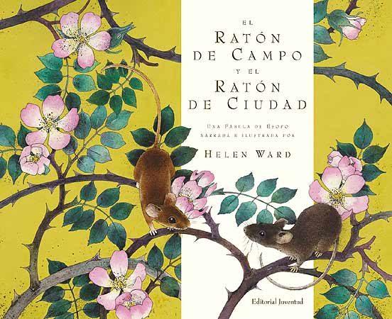 Resultado de imagen de libro el raton de campo y el raton de ciudad de helen ward