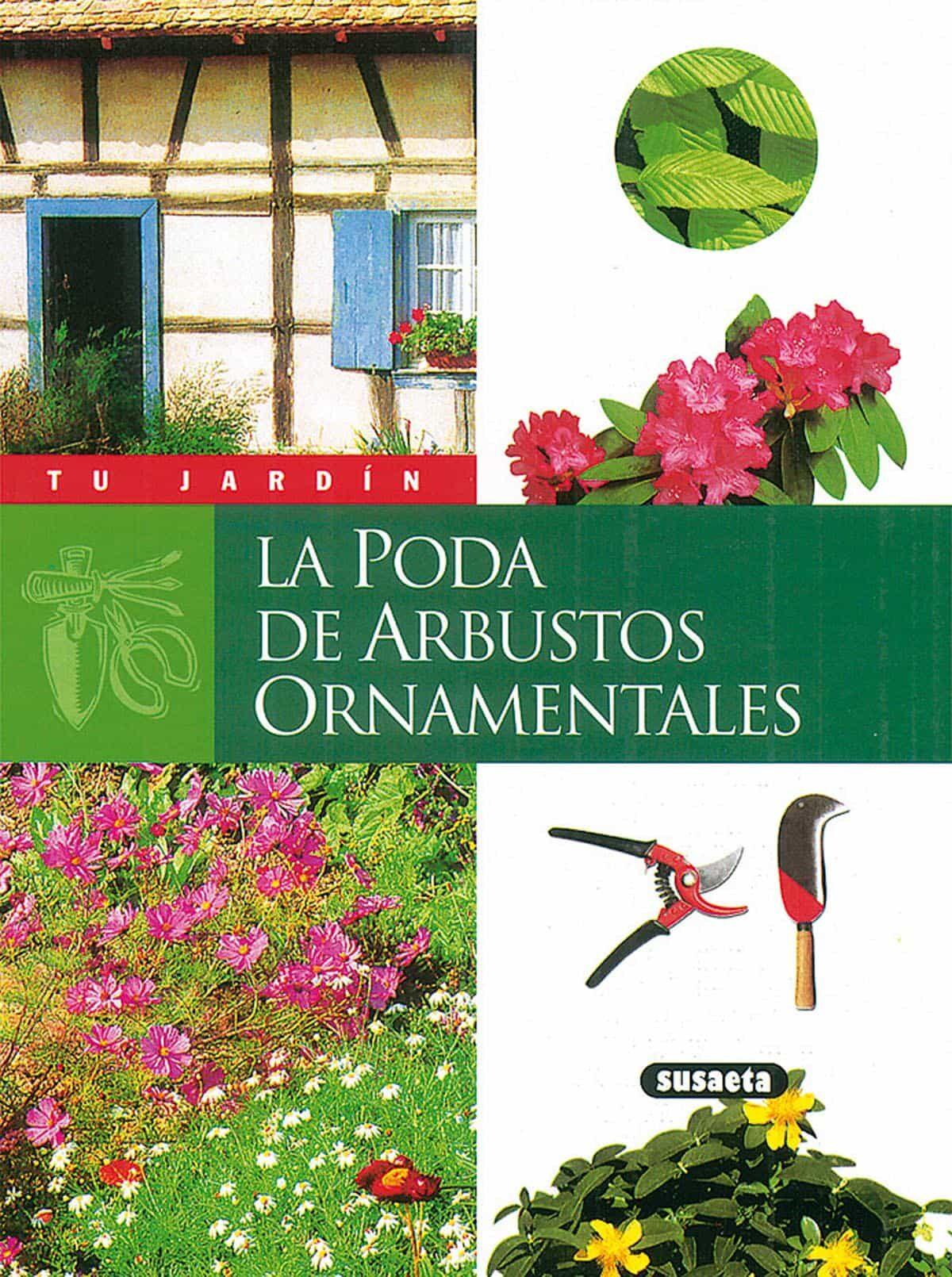 la poda de arbustos ornamentales-robert fritsch-9788430530021