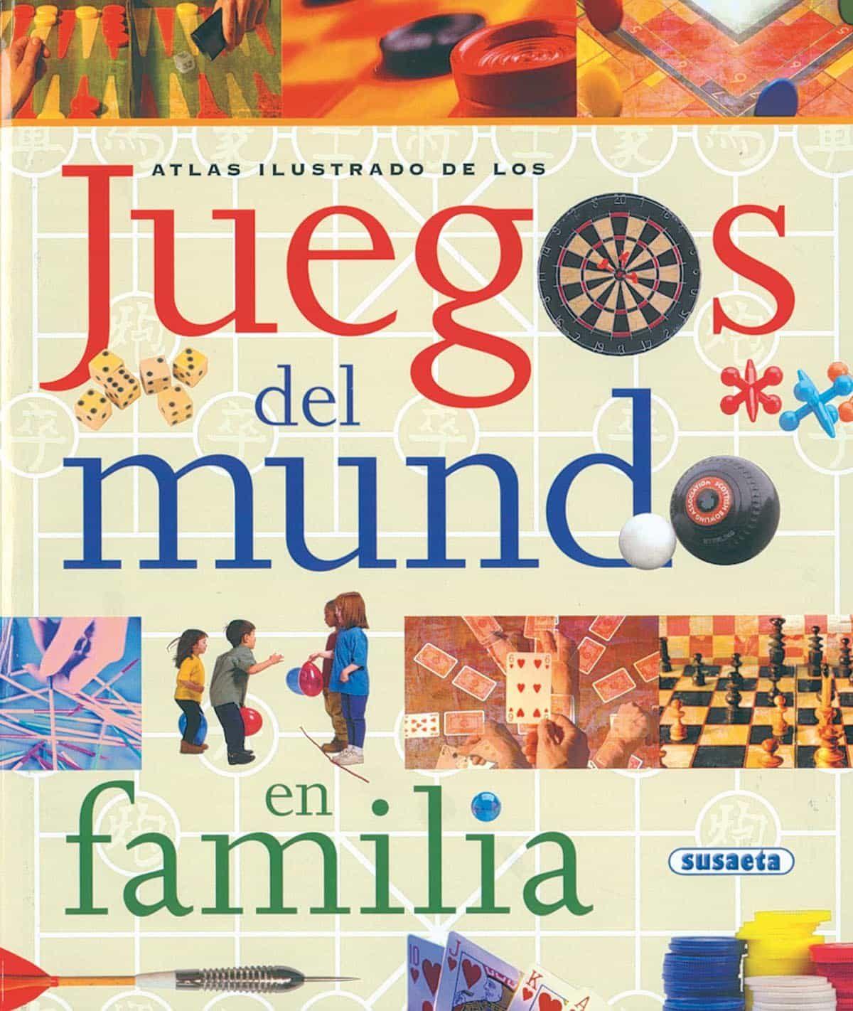 Atlas Ilustrado De Los Juegos Del Mundo En Familia por Jim Glenn;                                                                                                                                                                                                          Carey Denton epub