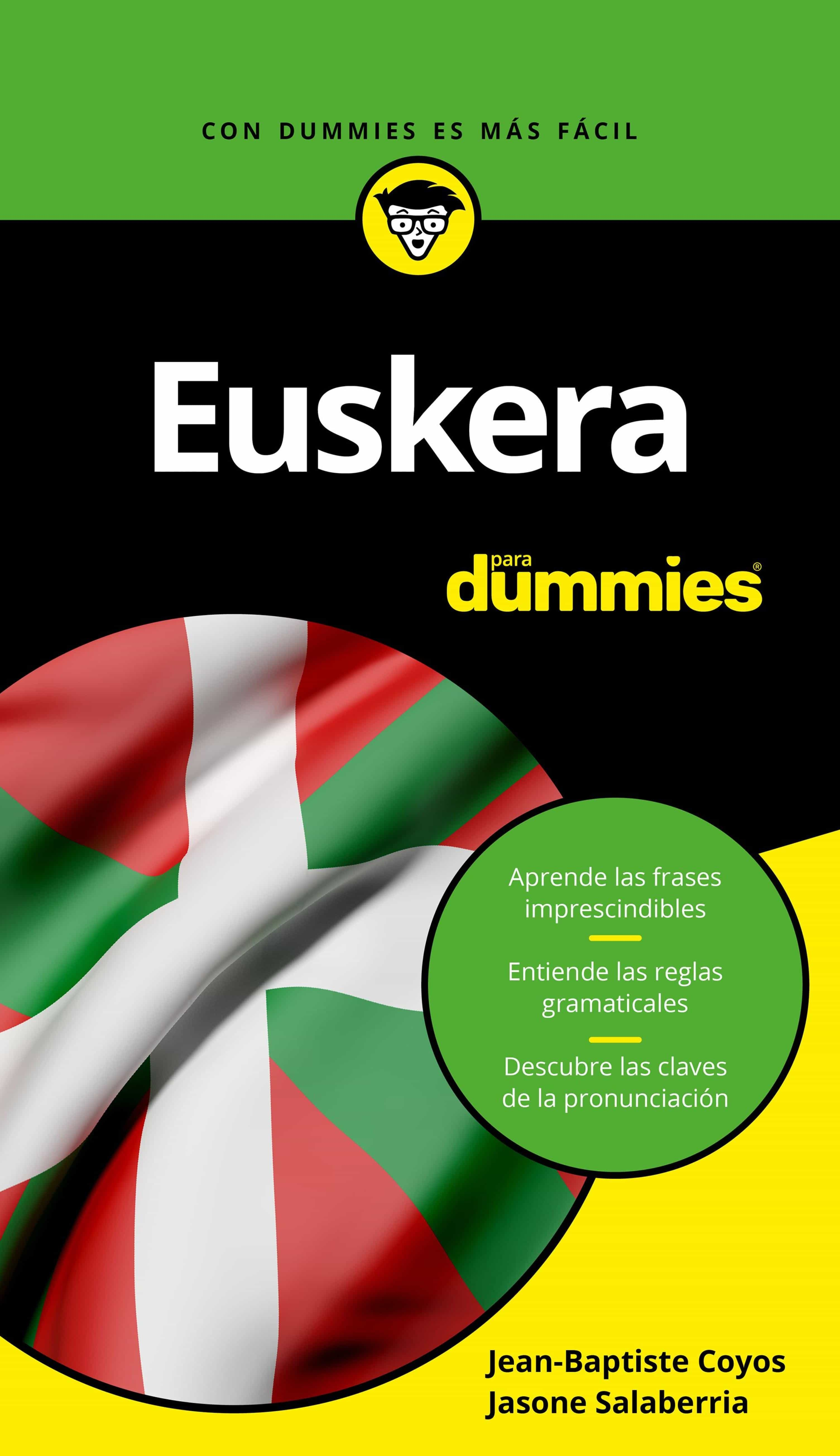 Euskera Para Dummies   por Jean Baptiste Coyos, Jasone Salaberria