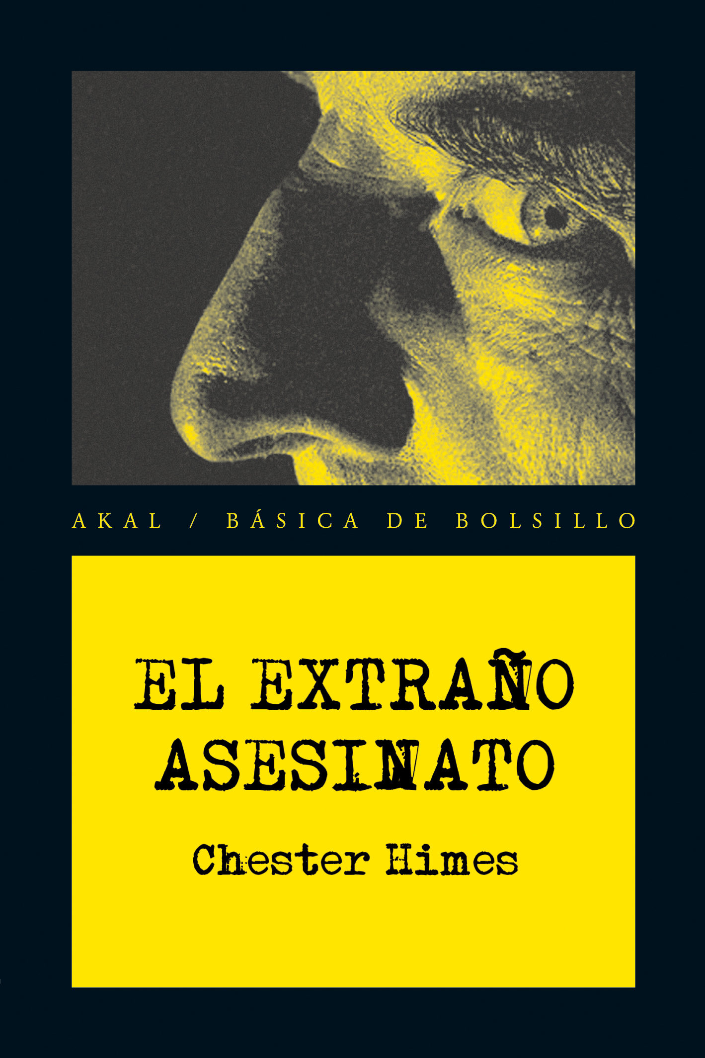 El Extraño Asesinato   por Chester Himes epub