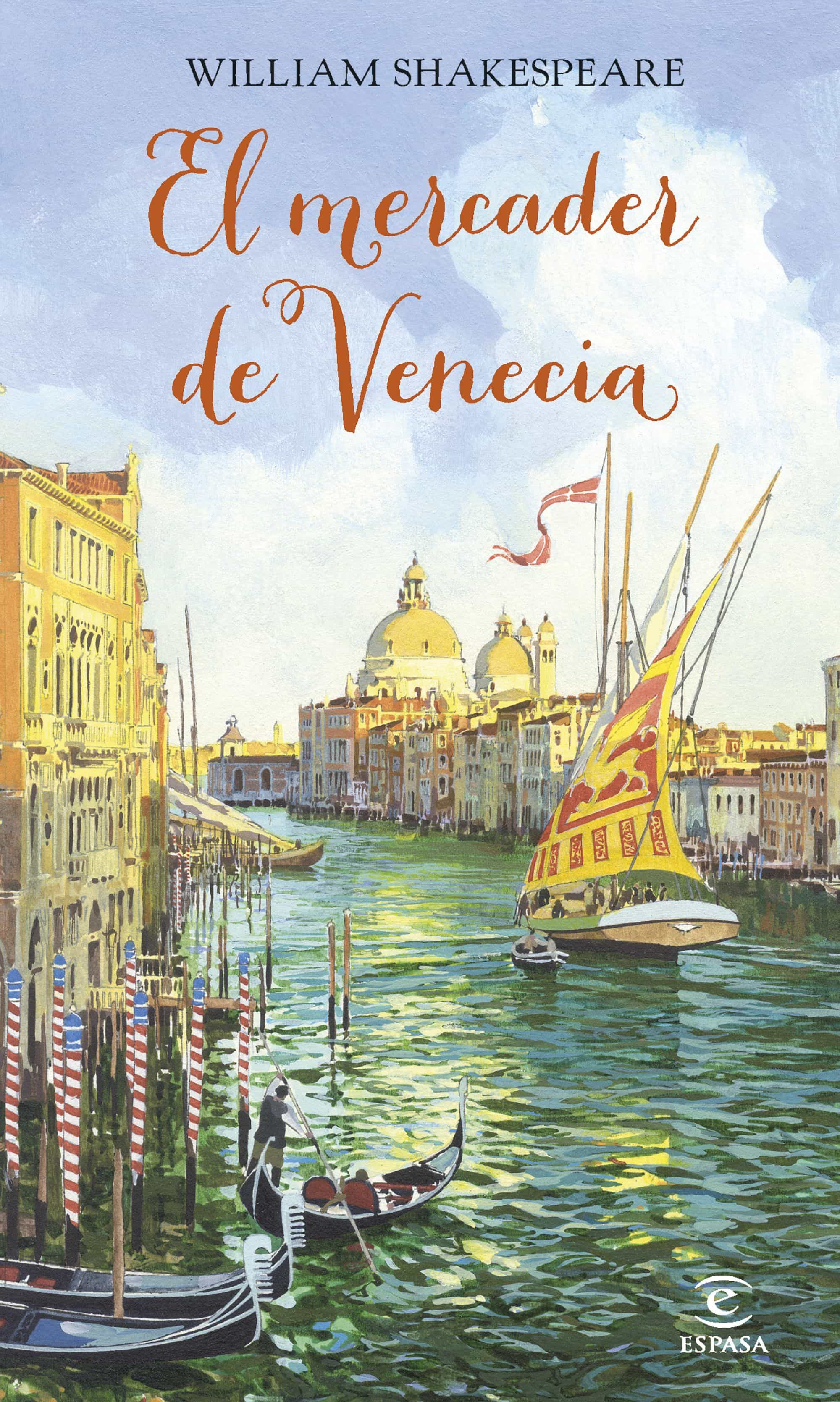 EL MERCADER DE VENECIA EBOOK