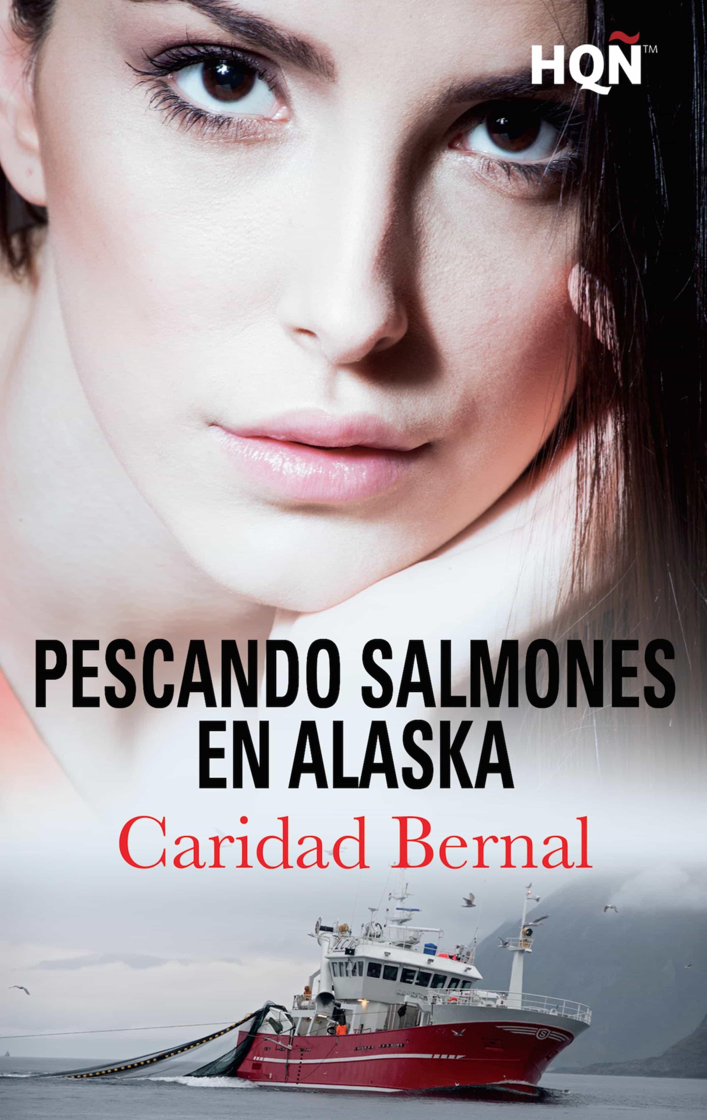 Resultado de imagen de pescando salmones en alaska libro