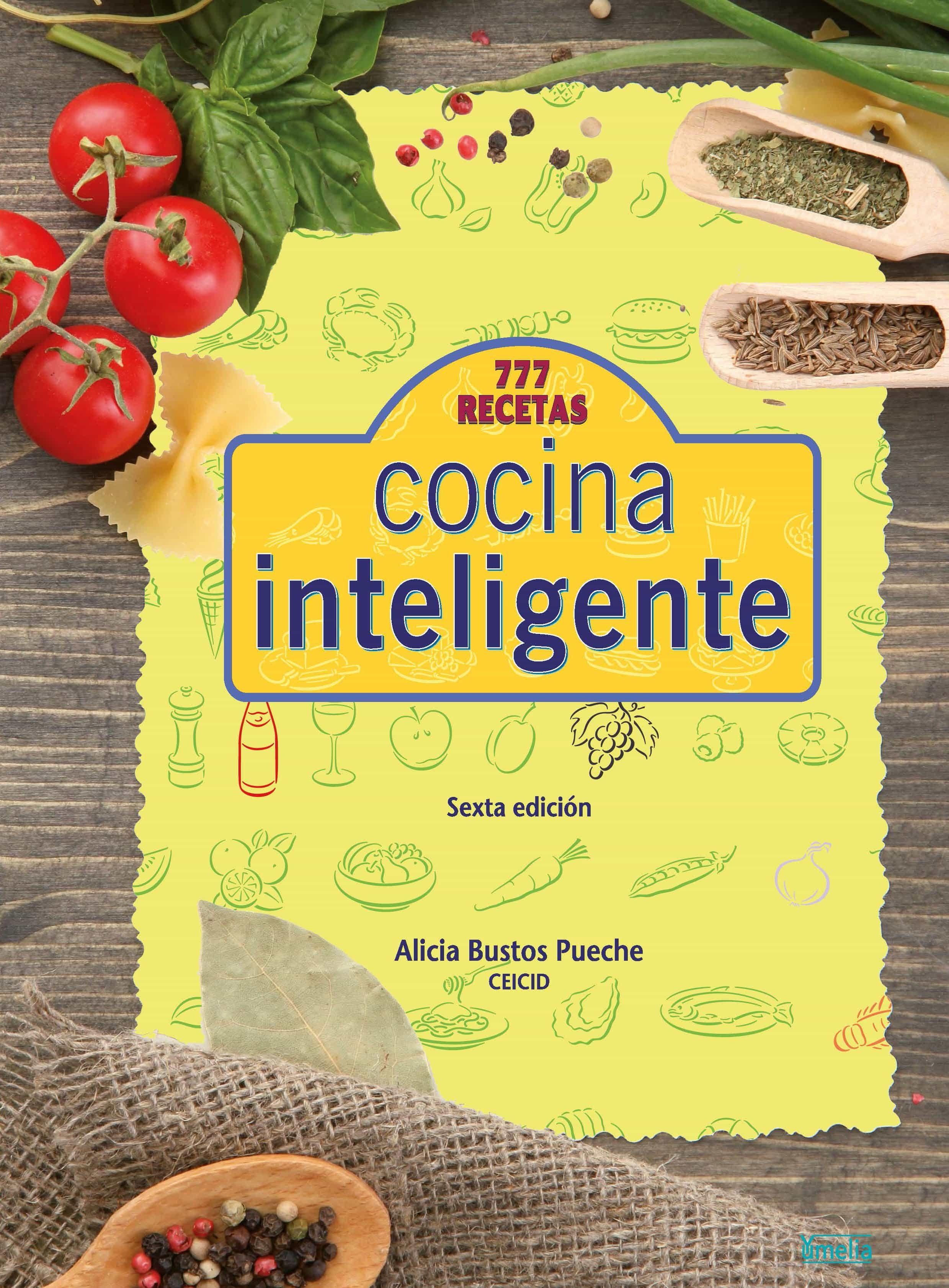 COCINA INTELIGENTE: 777 RECETAS   ALICIA BUSTOS PUECHE   Comprar ...