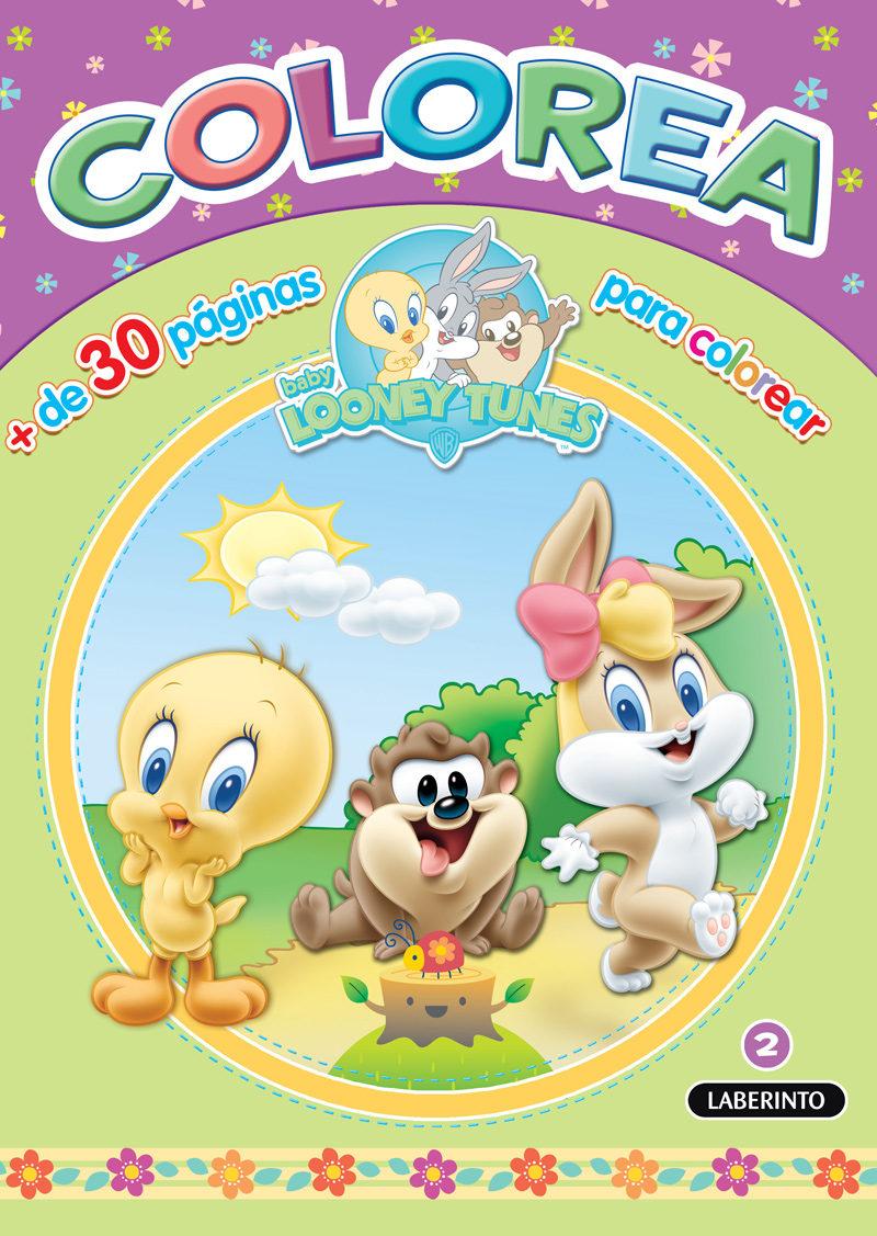 COLOREA A LOS BABY LOONEY TUNES Nº 2 | VV.AA. | Comprar libro ...