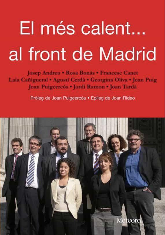 El Mes Calent...al Front De Madrid por Vv.aa. Gratis