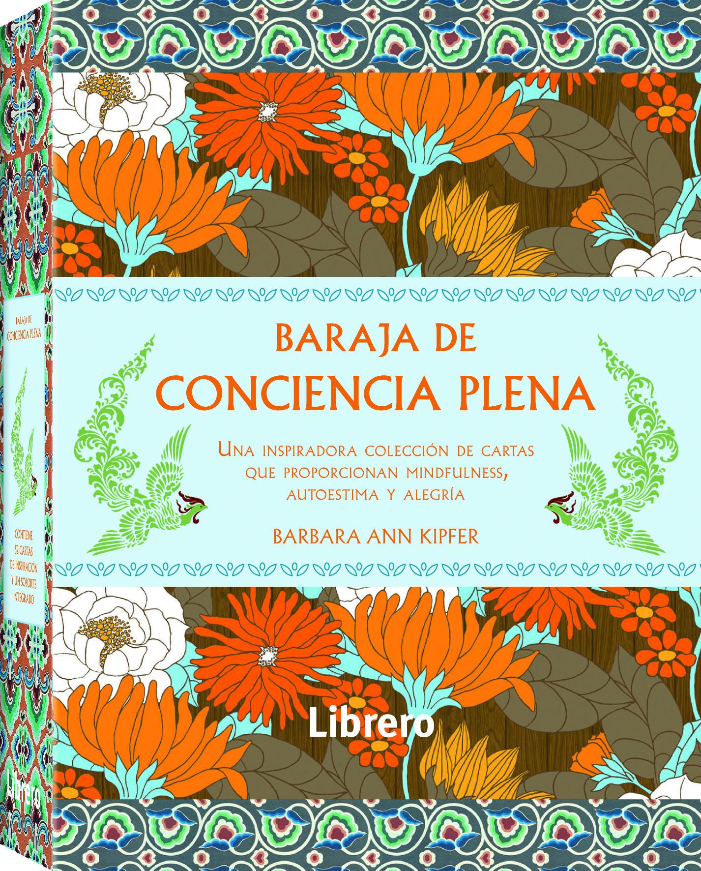 baraja de conciencia plena (mindfulness)-barbara ann kipler-9789089985521