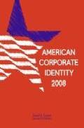 American Corporate Identity 2008 por David Carter epub