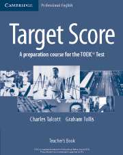 Target Score (teacher S Book) por Graham Tullis