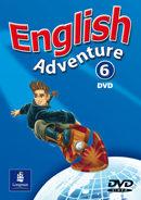 English Adventure 6 (dvd) por Vv.aa.