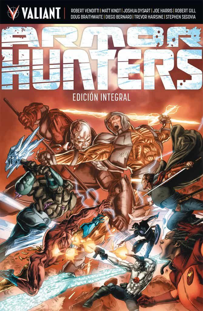 ARMOR HUNTERS EDICION INTEGRAL