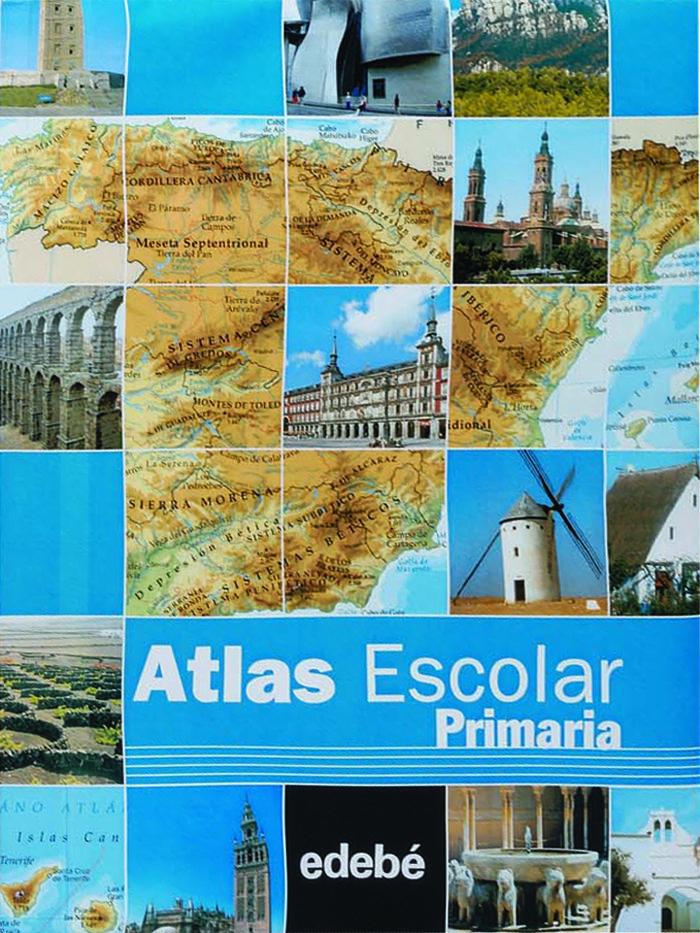 Atlas Escolar Primaria por Vv.aa. epub