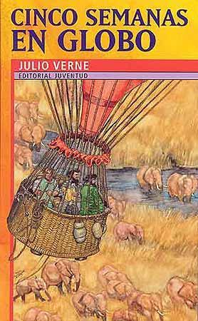 Cinco Semanas En Globo por Julio Verne epub