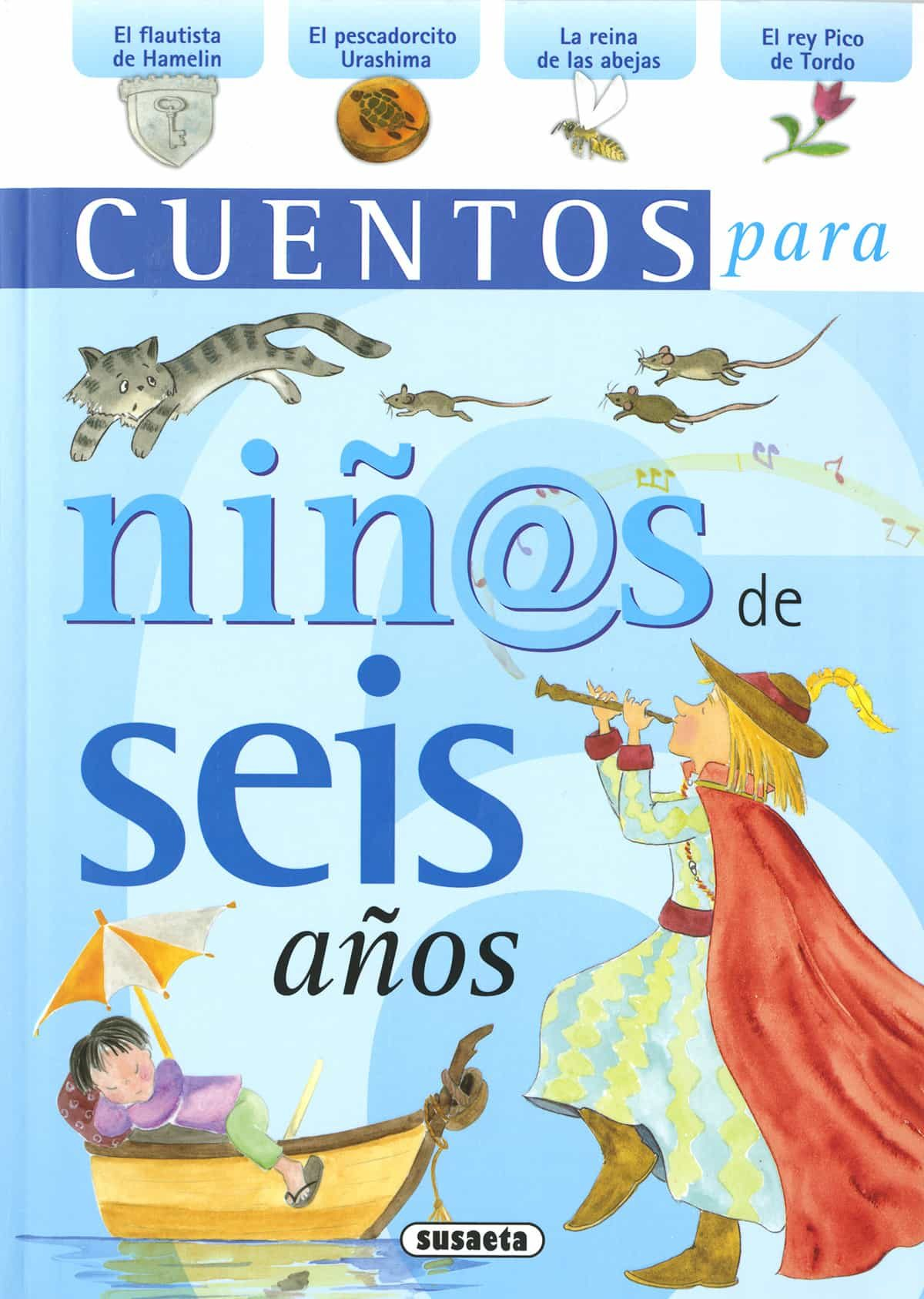 CUENTOS PARA NIÑOS DE SEIS AÑOS | VV.AA. | Comprar libro 9788430569731