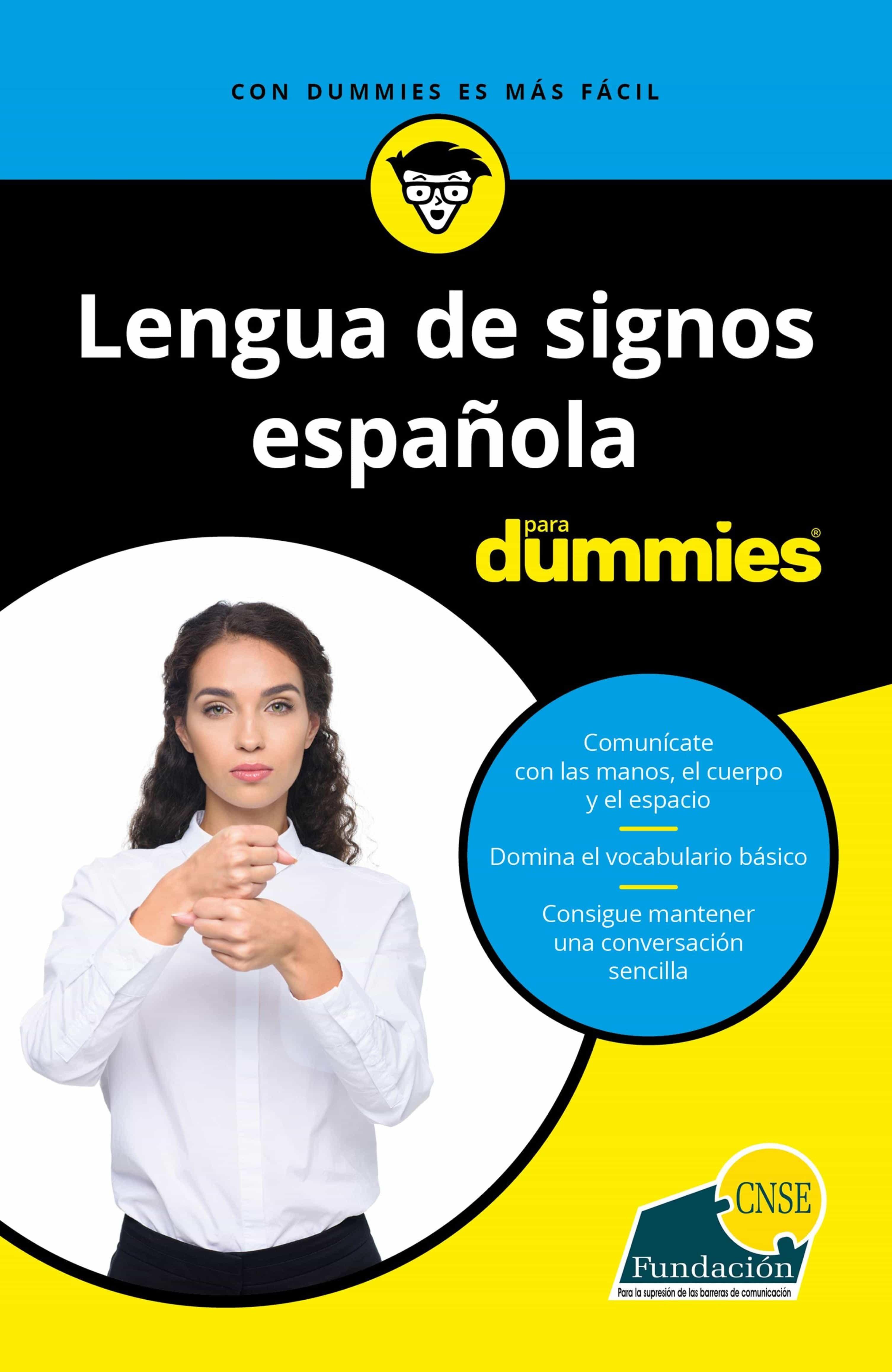 Lengua de signos española para Dummies 9788432905131