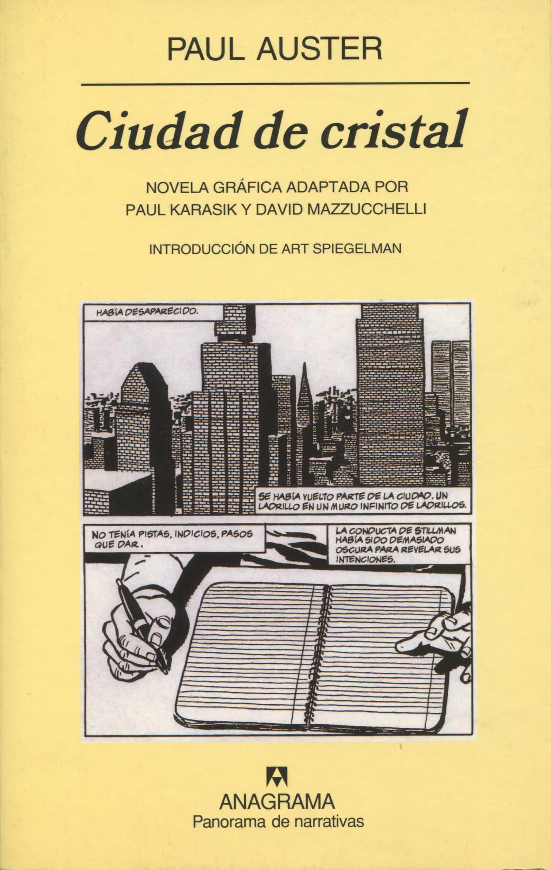 Ciudad De Cristal: Novela Grafica por Paul Auster;                                                                                    Art Spiegelman;                                                                                    David Mazzucchelli epub