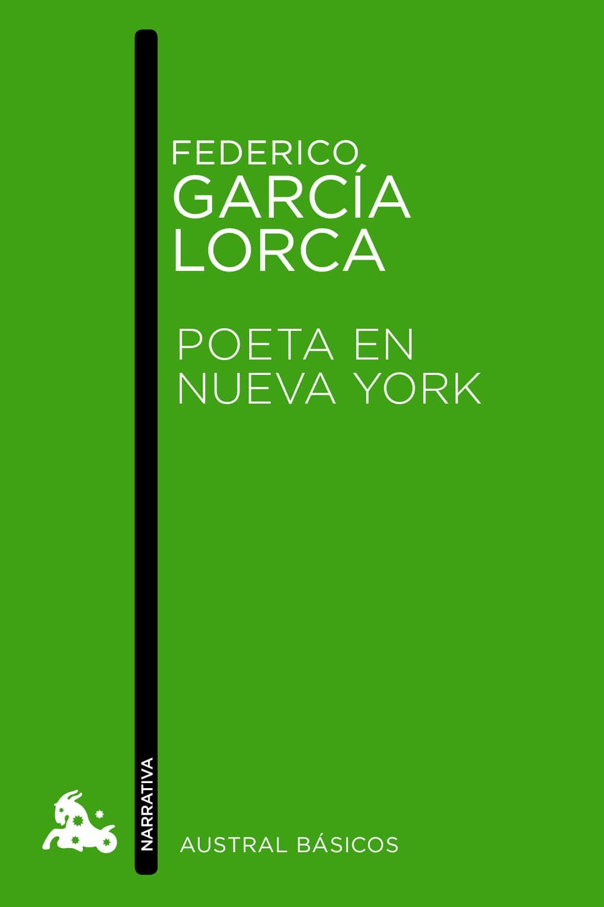 poeta en nueva york-federico garcia lorca-9788467043631