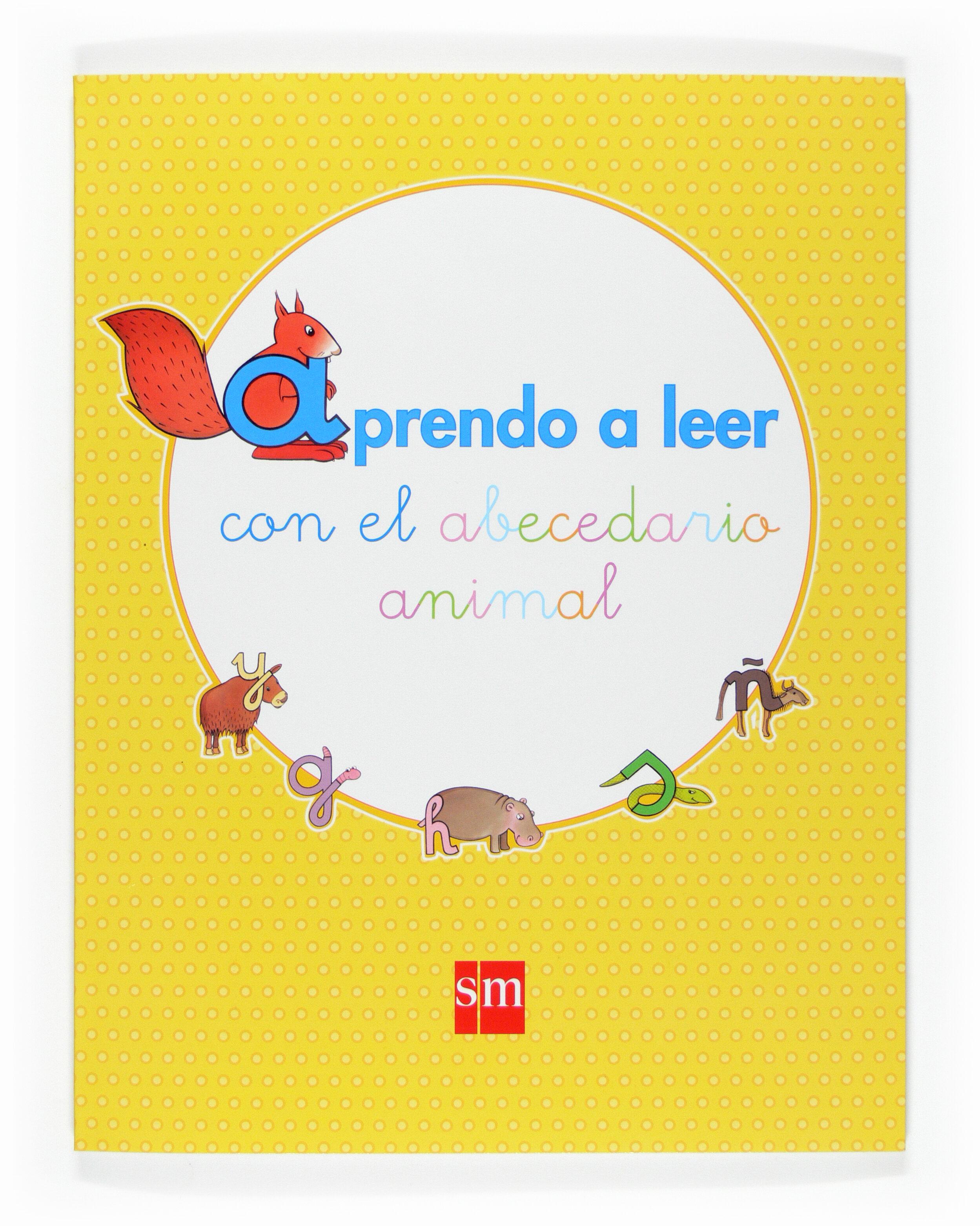 Aprendo A Leer Con El Abecedario Animal (primer Ciclo Educacion Primaria) por Ana Serna Vara epub
