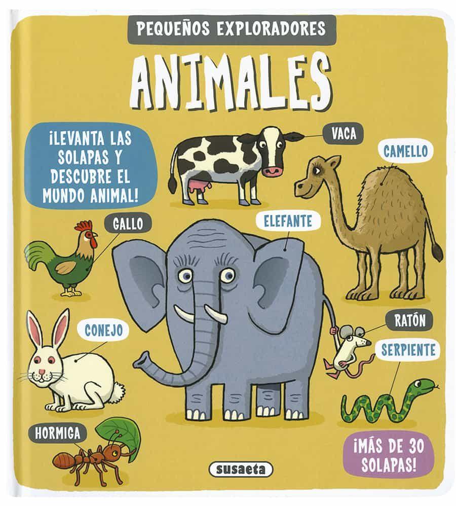 Animales ( Pequeños Exploradores ) por Animales