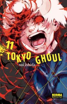 Tokyo Ghoul 11 por Sui Ishida