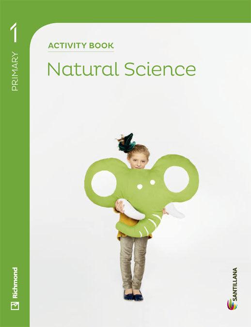 natural science 1 activity book santillana 2014-9788468020631