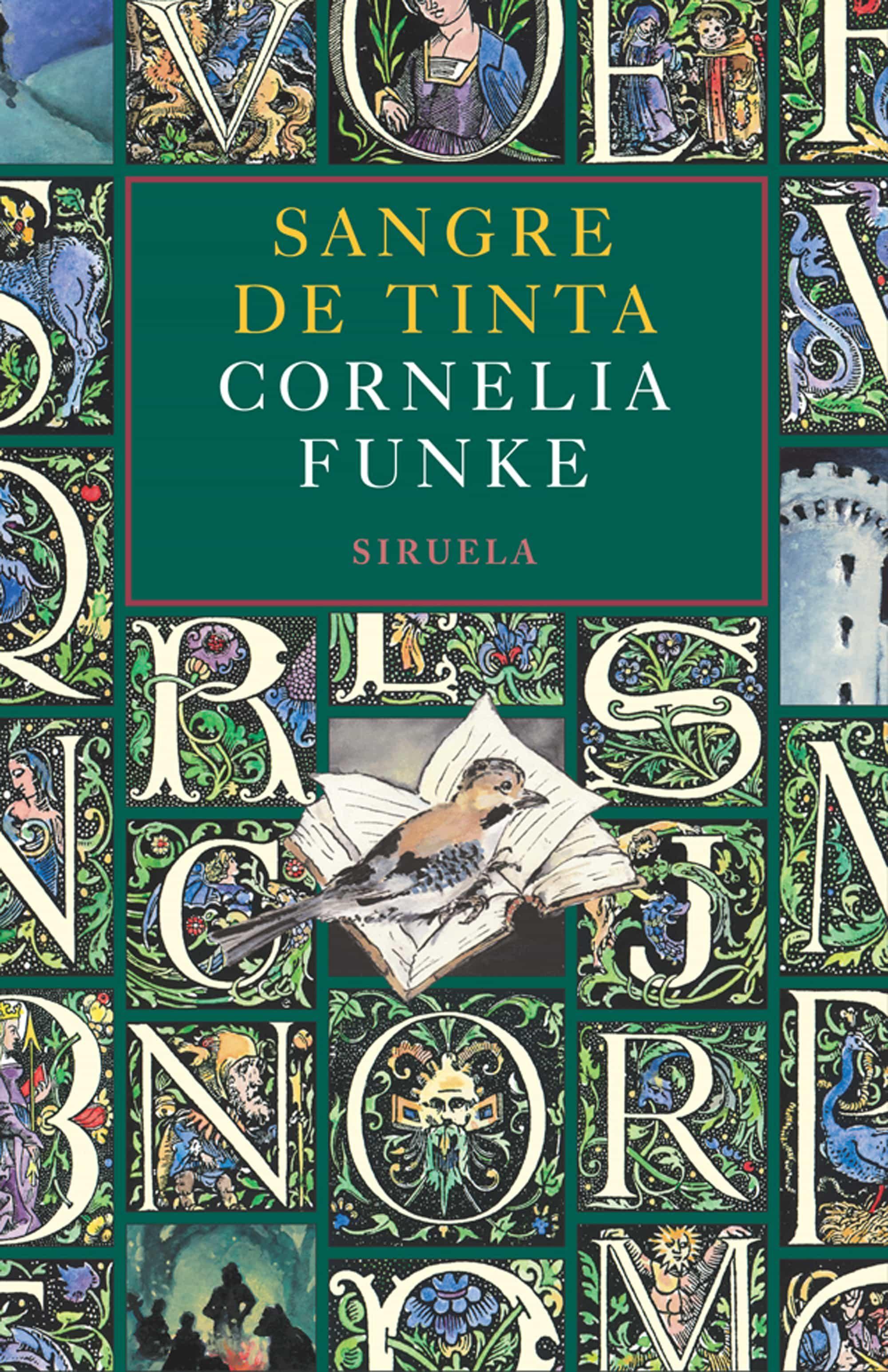 Sangre De Tinta por Cornelia Funke