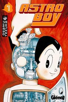 Astro Boy Nº1 por Osam Tezyka