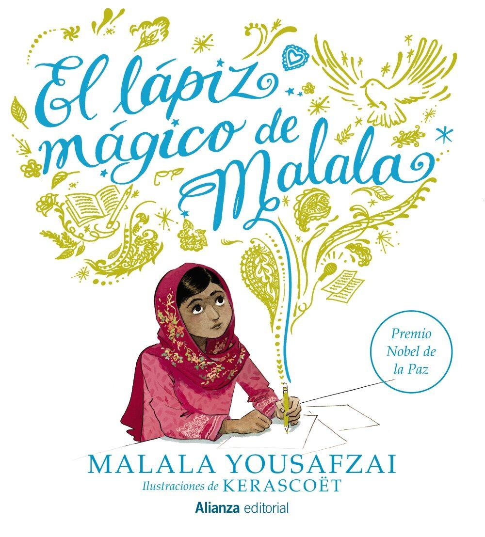 Resultado de imagen de El lápiz mágico de Malala