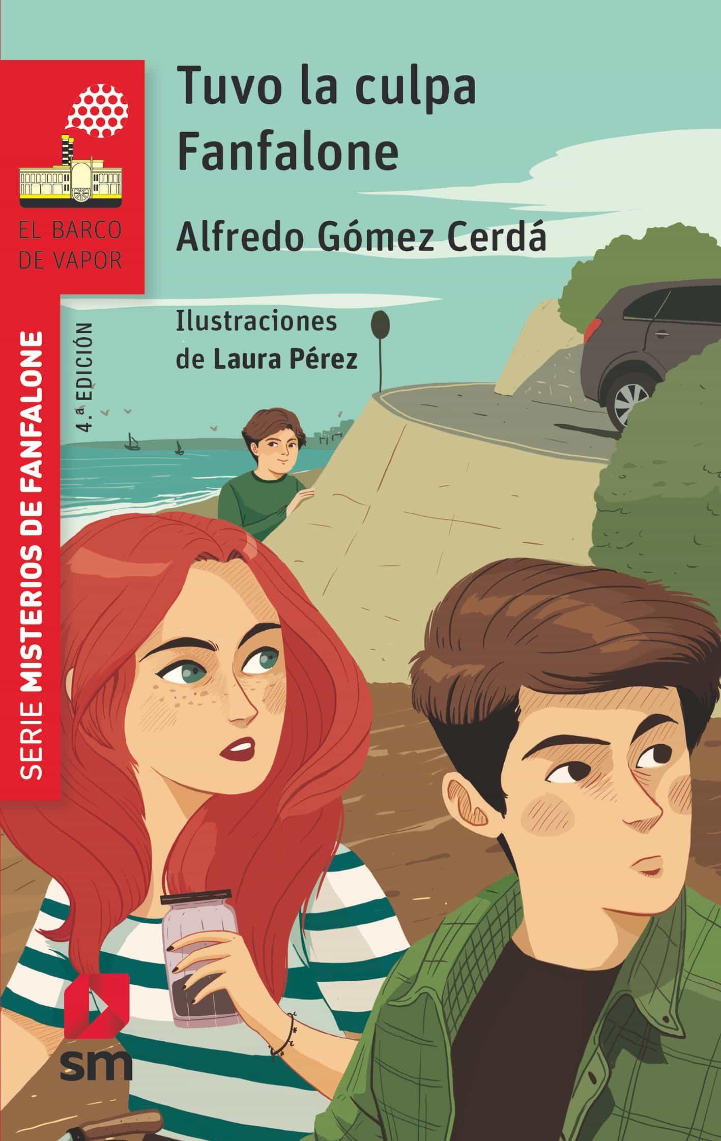Tuvo La Culpa Fanfalone por Alfredo Gomez Cerda