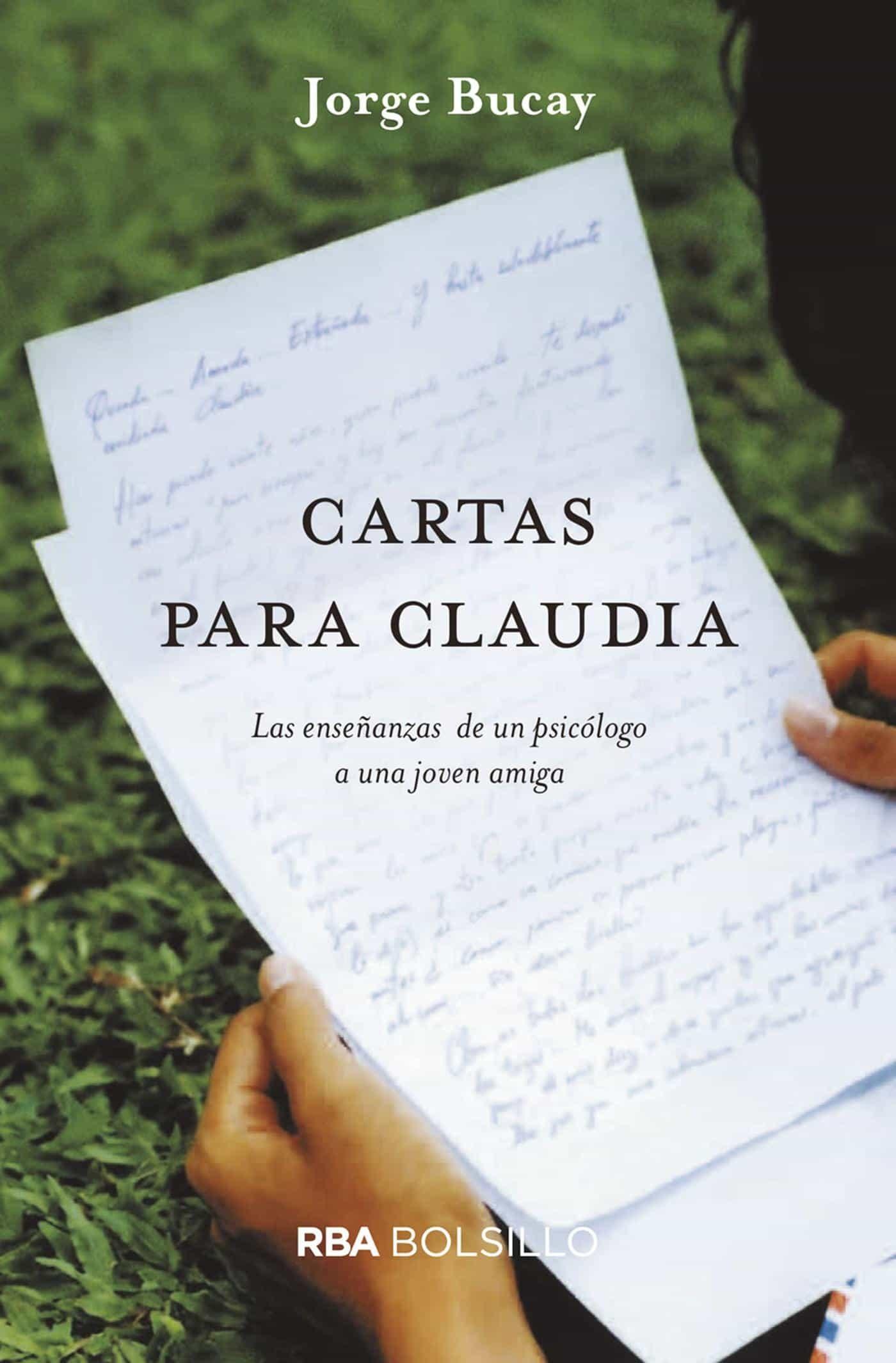 Cartas Para Claudia Ebook Jorge Bucay Descargar Libro Pdf O Epub