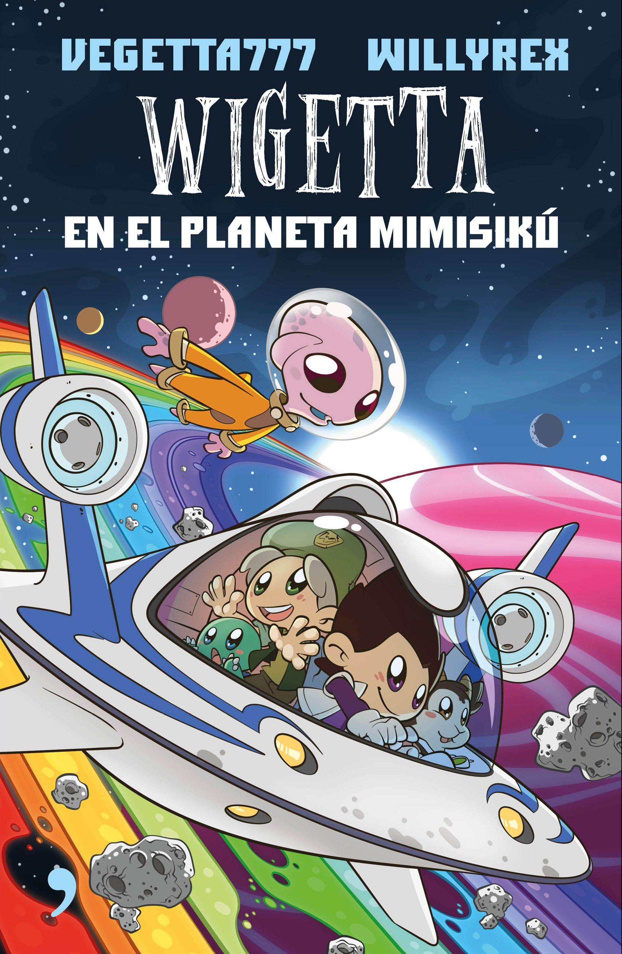 Wigetta en el planeta mimisiku 9788499985831