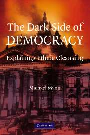 The Dark Side Of Democracy: Explaining Ethnic Cleansing por Michael Mann