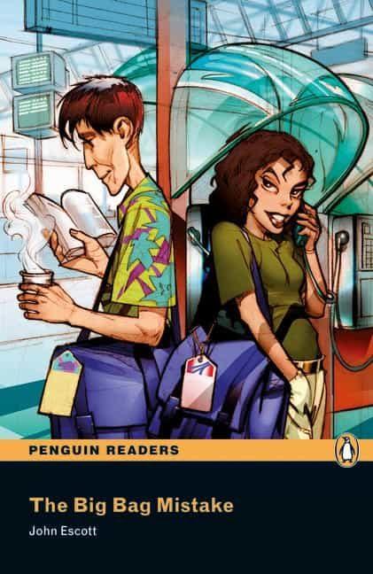 penguin readers easystarts: the big bag mistake (libro + cd)-john escott-9781405880541