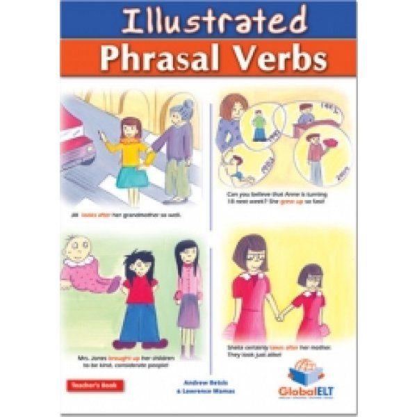 Resultado de imagem para Illustrated Phrasal Verbs SB