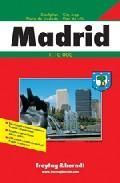 Madrid, Plano Callejero (1:10000) (freytag & Berndt) por Vv.aa.