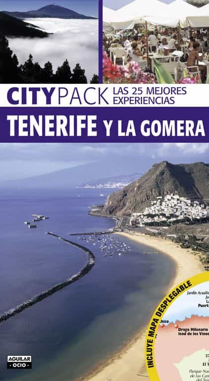 tenerife y la gomera (city pack 2015)-9788403501041