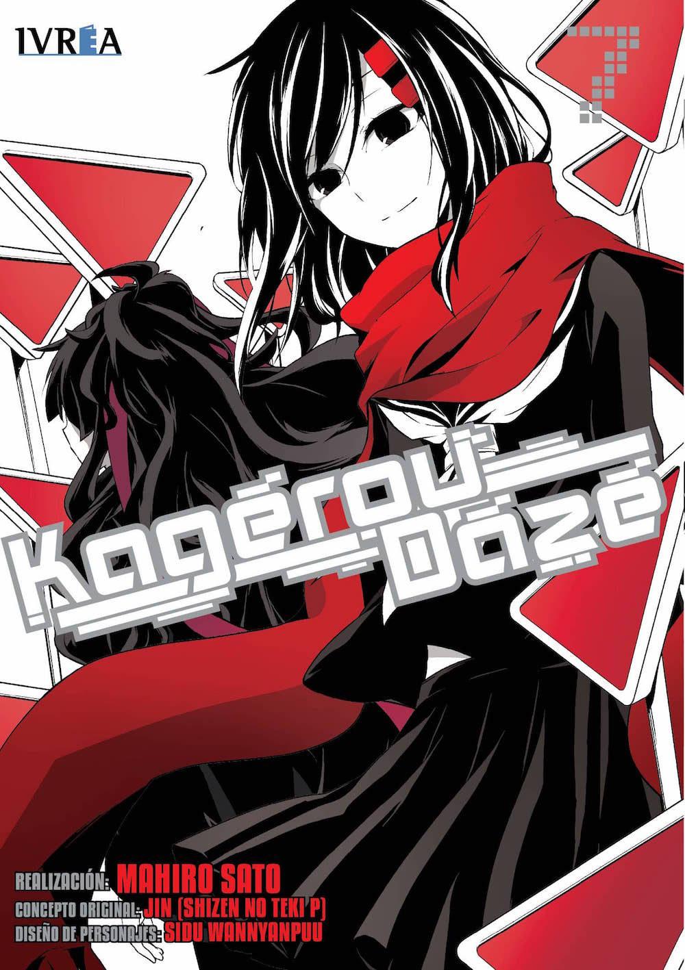 Kagerou Daze Nº 7 por Mahiro Satou;                                                                                                                                                                                                          Jin (zhinzen No Teki-p) epub