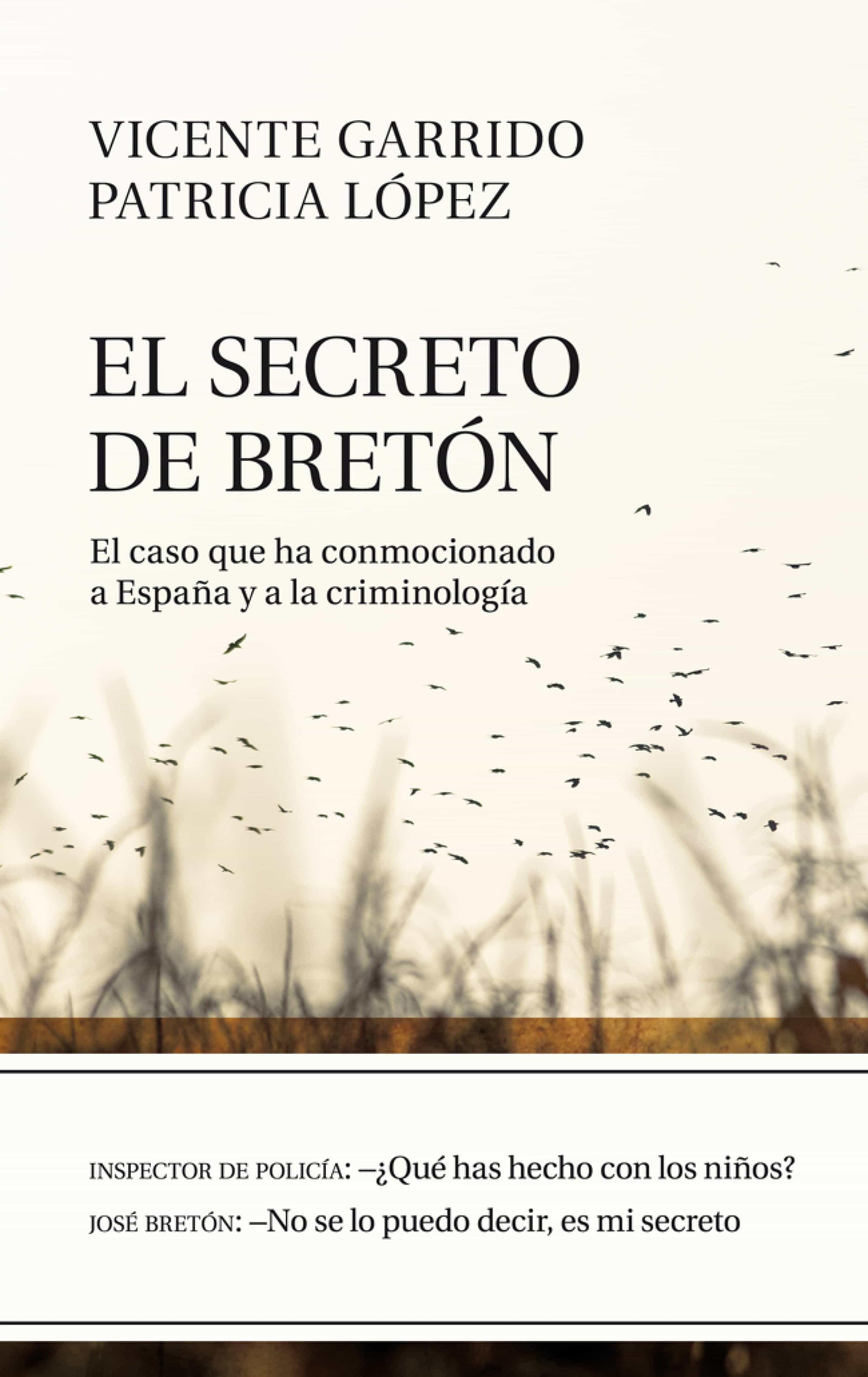 El Secreto De Bretón   por Vicente Garrido, Patricia Lopez
