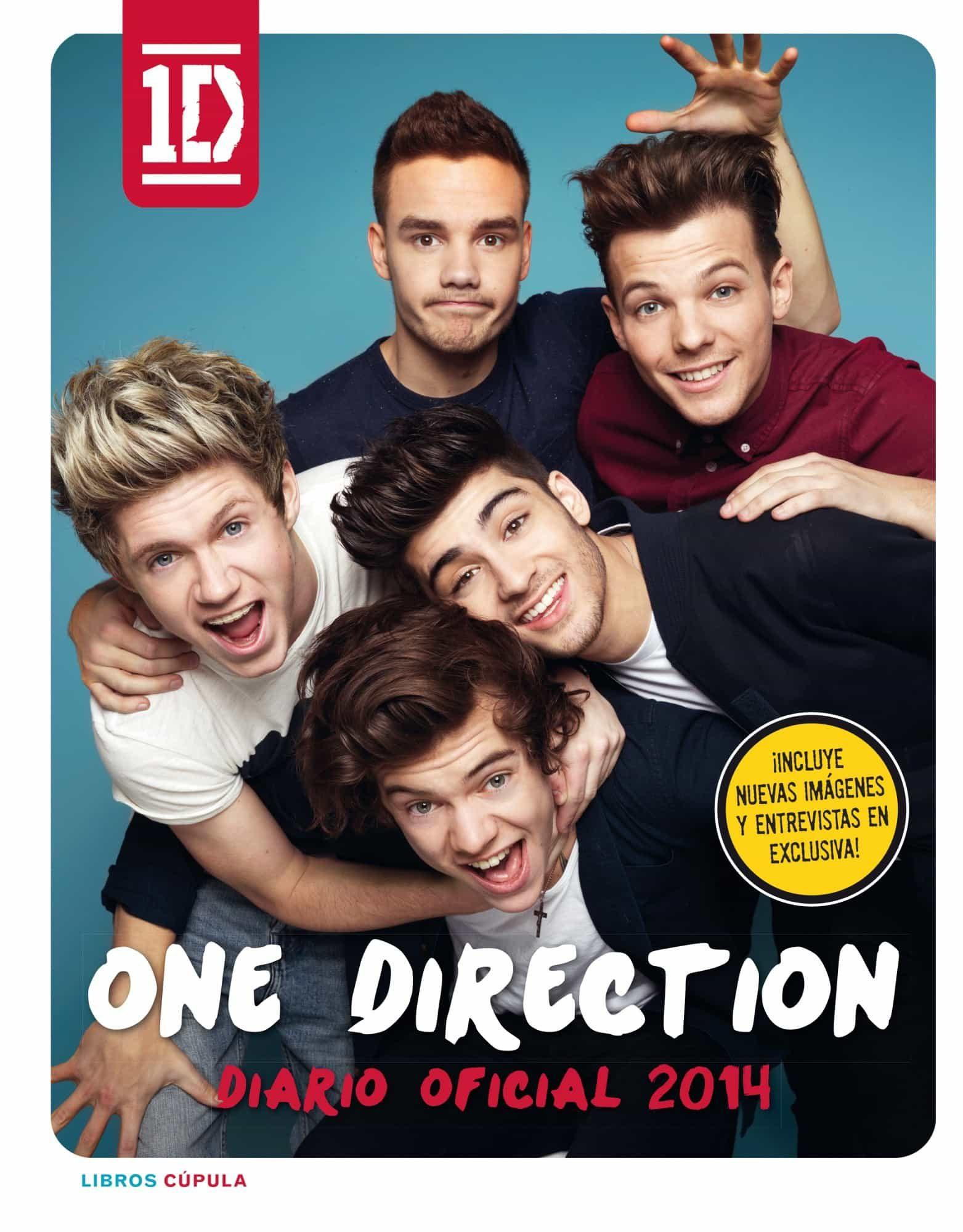one direction: diario oficial 2014-9788448017941