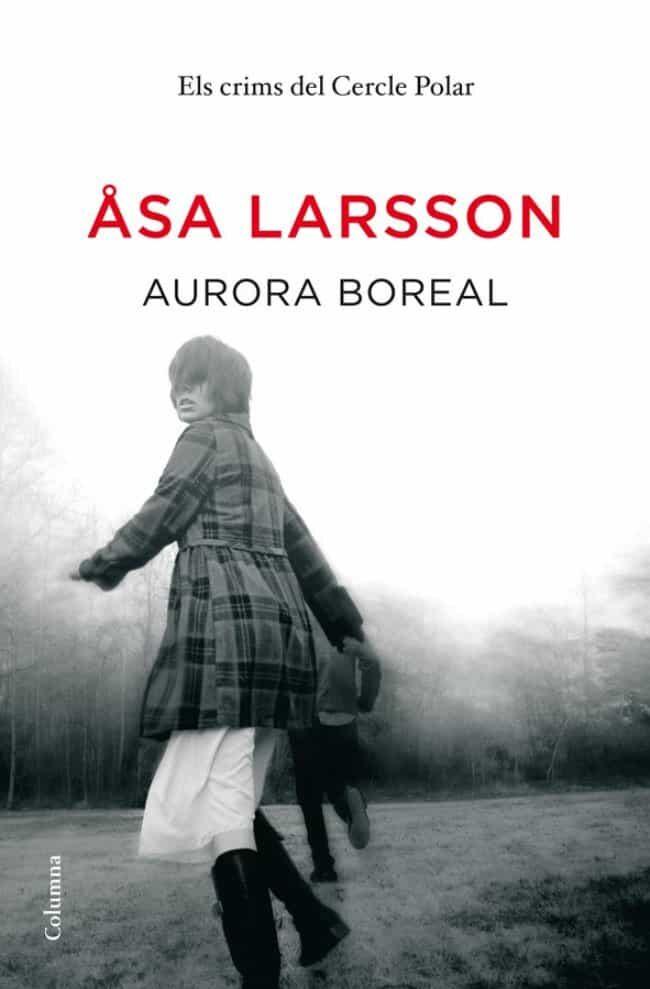 Resultat d'imatges de Aurora boreal, Asa Larsson català