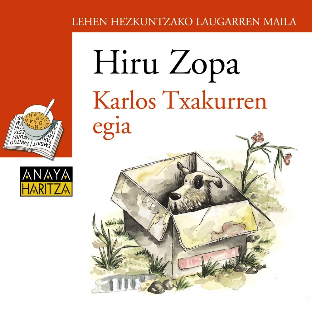 Karlos Txakurren Egia por Sergio Gomez