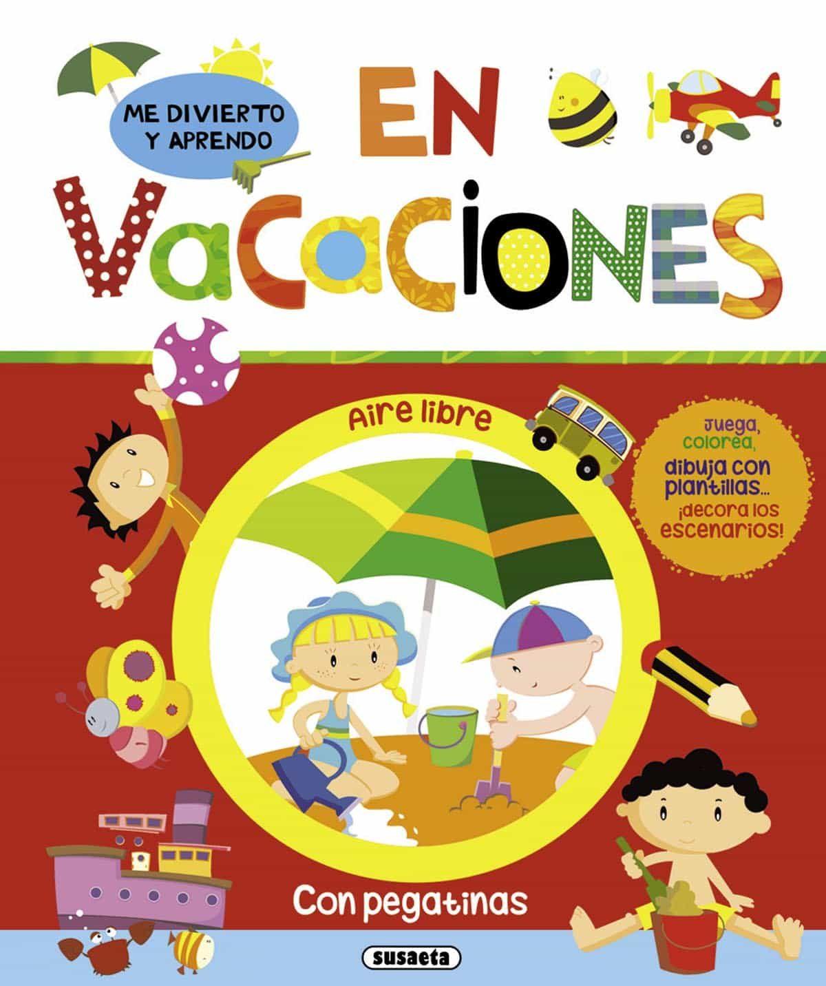 ME DIVIERTO Y APRENDO EN VACACIONES - AIRE LIBRE | VV.AA. | Comprar ...