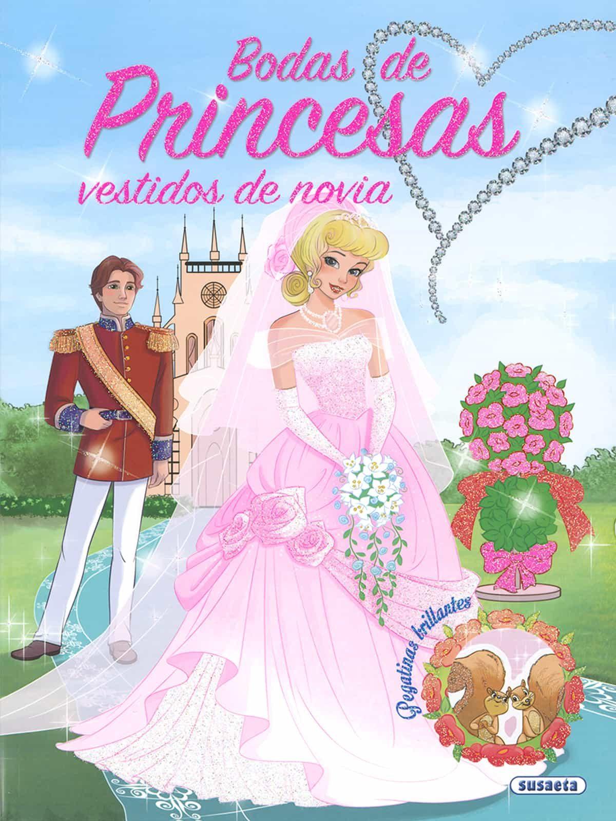 BODAS DE PRINCESAS, VESTIDOS DE NOVIA | VV.AA. | Comprar libro ...