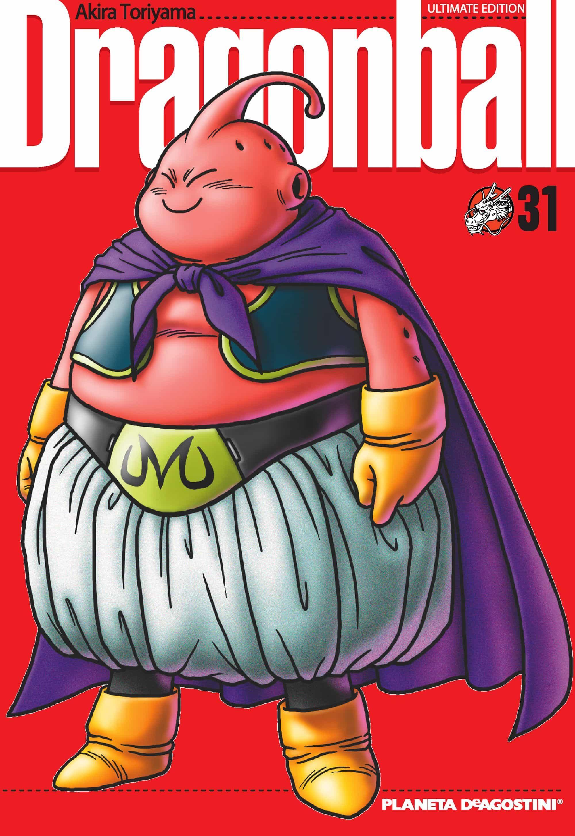 Dragon Ball Nº31/34 por Akira Toriyama