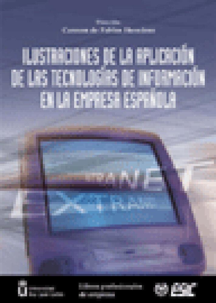 ilustraciones de la aplicacion de las tecnologias de informacion en la empresa española-carmen de pablos heredero-9788473563741