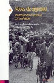 Voces De Dignidad: Testimonios Para El Compromiso Con Los Refugia Dos por Vv.aa. epub